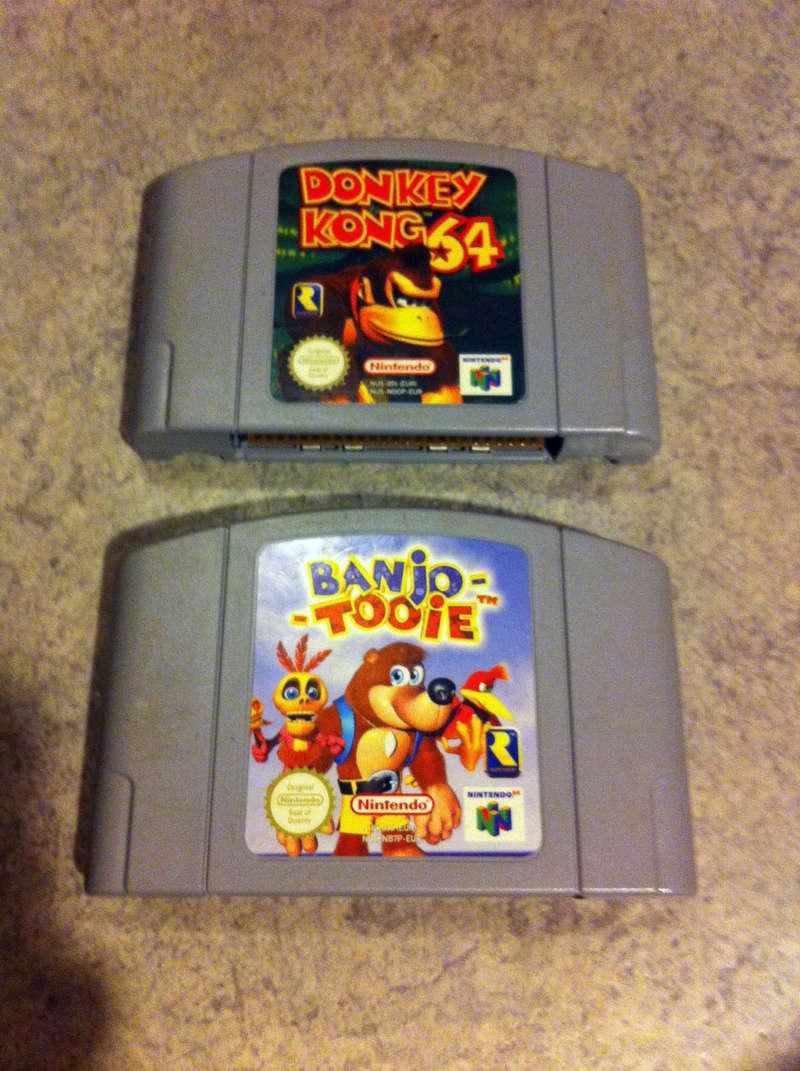 [ESTIM] Jeux NES ASD, Jeux Megadrive, Jeux N64 Img_1112