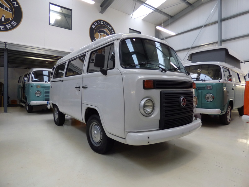 2010 / 2011 VW Kombi just in from Brazil being sold for £10995 P1490011