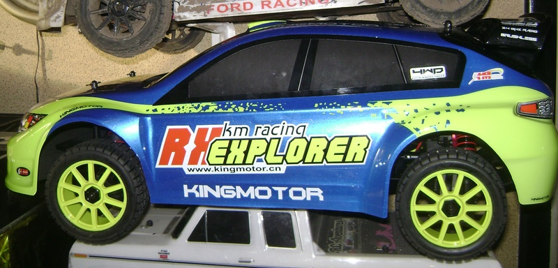 Les King Motor 1/8e  Explorer Rally Cross 6s de Trankilette & Trankilou - Page 3 11_12_22