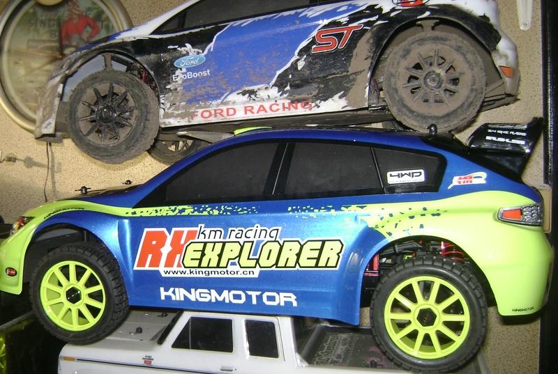 Les King Motor 1/8e  Explorer Rally Cross 6s de Trankilette & Trankilou - Page 3 11_12_24