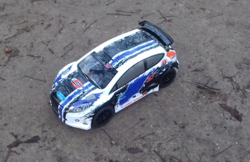 Les King Motor 1/8e  Explorer Rally Cross 6s de Trankilette & Trankilou - Page 2 20161302