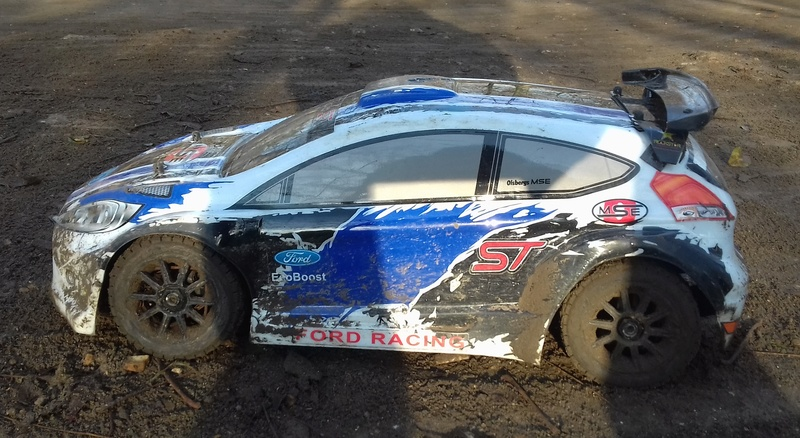 Les King Motor 1/8e  Explorer Rally Cross 6s de Trankilette & Trankilou - Page 2 20161314