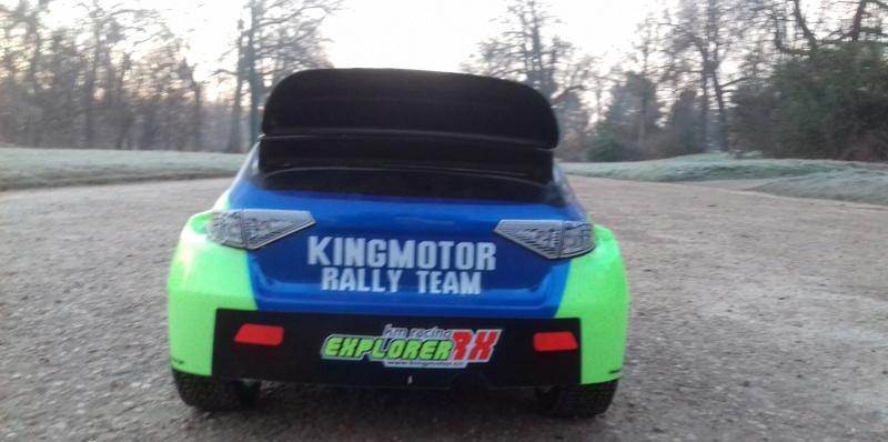 Les King Motor 1/8e  Explorer Rally Cross 6s de Trankilette & Trankilou - Page 3 20161330