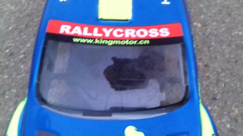 Les King Motor 1/8e  Explorer Rally Cross 6s de Trankilette & Trankilou - Page 3 20161332