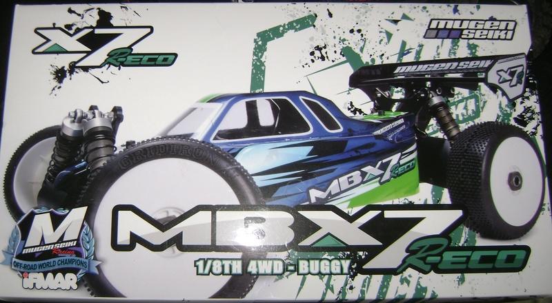 MUGEN MBX 7 T / 7TR Eco & 7R eco pas comme les autres de Trankilou & Trankilette - Page 2 25_12_17