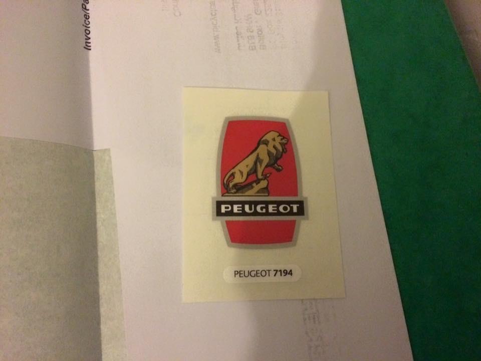 Peugeot PX10 de 1976 (ex Fred ) a la sauce Vintage  - Page 2 Img_1211