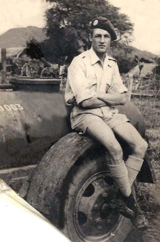 maréchal des logis. Serge-Emile Rousseau  8eme BPC  MPLF le 12 aout 1954 3_cite10