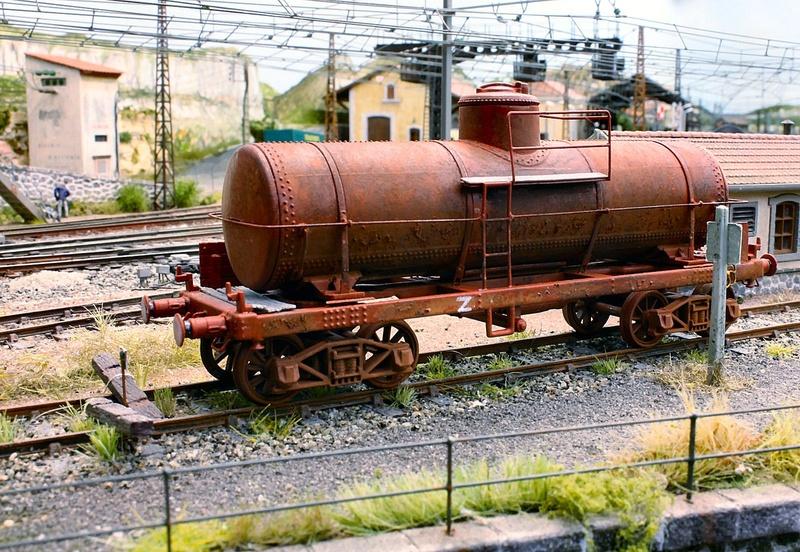 Tren Groc à VVb Citern10