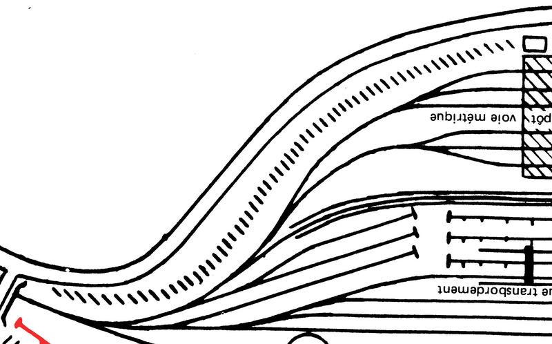 Tren Groc à VVb Module11