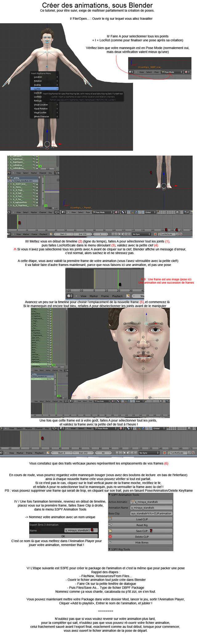 [Confirmé] Créer une animation sous Blender 1-tuto11