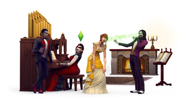 Vivez éternellement avec le pack de jeu Les Sims 4 Vampires ! Gp4_se10
