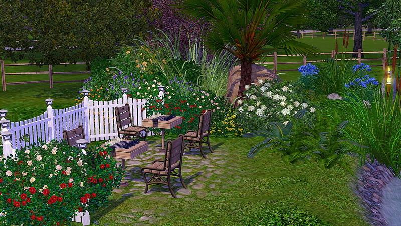 [Inspiration] [Sims 3] Les parcs Screen12