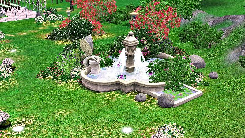 [Inspiration] [Sims 3] Les parcs Screen14