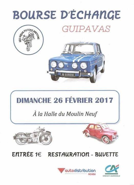 bourse d echange les vieux pistons bretons - 26/fevrier 2017 16508911