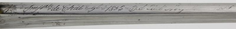 sabre 1855 d'officier supérieur d'infanterie - Page 2 _mg_0010