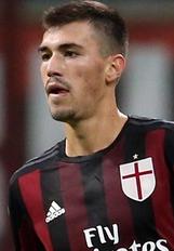 Effectif A.C.Milan  Roma11