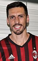Effectif A.C.Milan  Sosa10