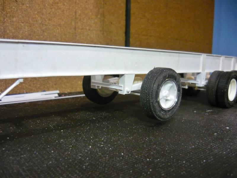 Dump trailer Fruheuf .  P1150111