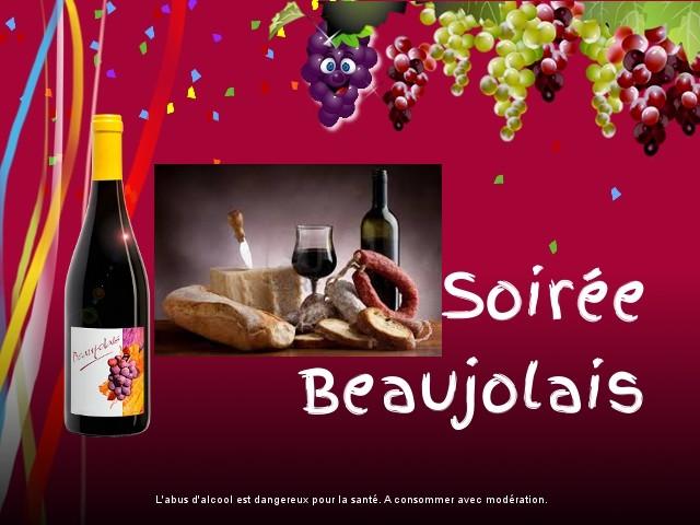 SOIREE BEAUJOLAIS  Soirye12