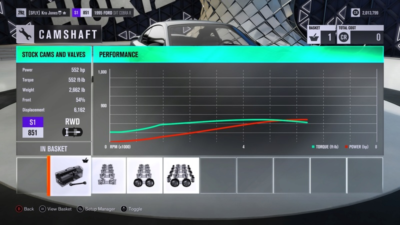 (FH3) RWD/FWD Restricted Reservoir Trail Attack (Results Up) Img_5414