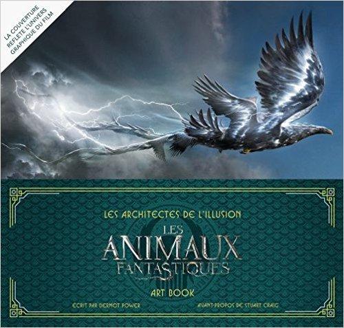 Beaux livres sur les Animaux Fantastiques - Page 2 51odbr10