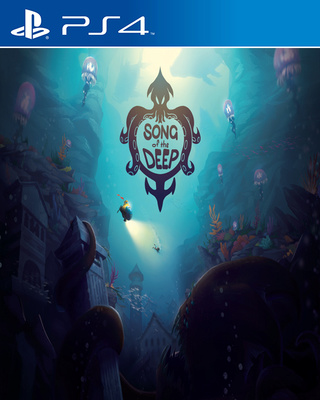Le mini-test d'Eraclés : SONG of the DEEP (ps4) 3max10
