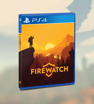 Le mini-test d'Eraclés : FIREWATCH (ps4) Firewa10