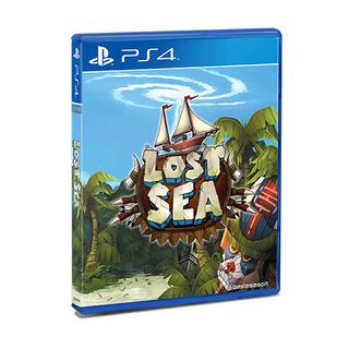 Le mini-test d'Eraclés : LOST SEA (ps4) Lost-s10