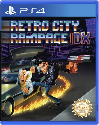 Le mini-test d'Eraclés : RETRO CITY RAMPAGE DX (ps4) Retro-10
