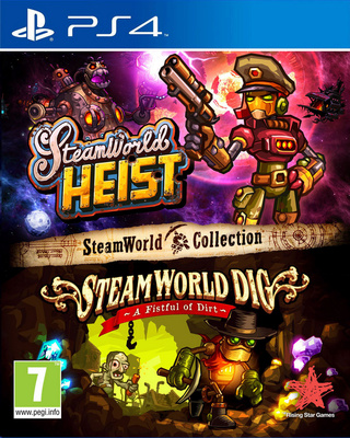Le mini-test d'Eraclés : STEAMWORLD collection (ps4) Steamw10