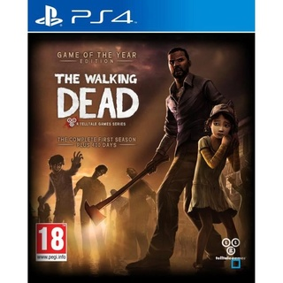 Le mini-test d'Eraclés : The WALKING DEAD (ps4) The-wa10