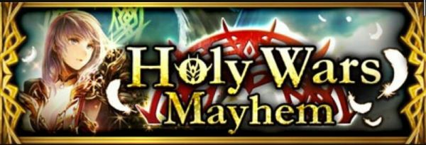 "Résultats Holy War XV ""Mayhem"" Holy_w11"