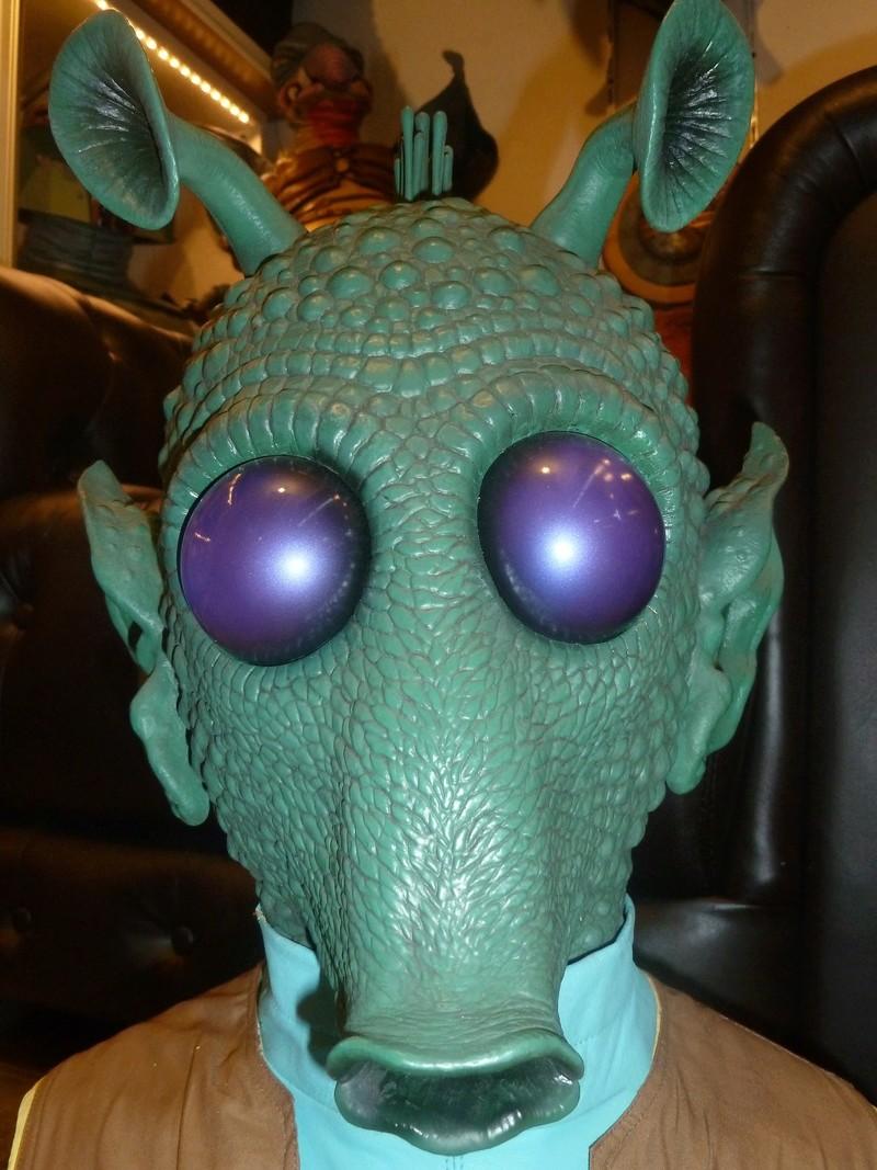 Collect n°469 Grinock : LOTR, STAR WARS, Cinemaquette - Elite Creature NEWS p 8 P1080513