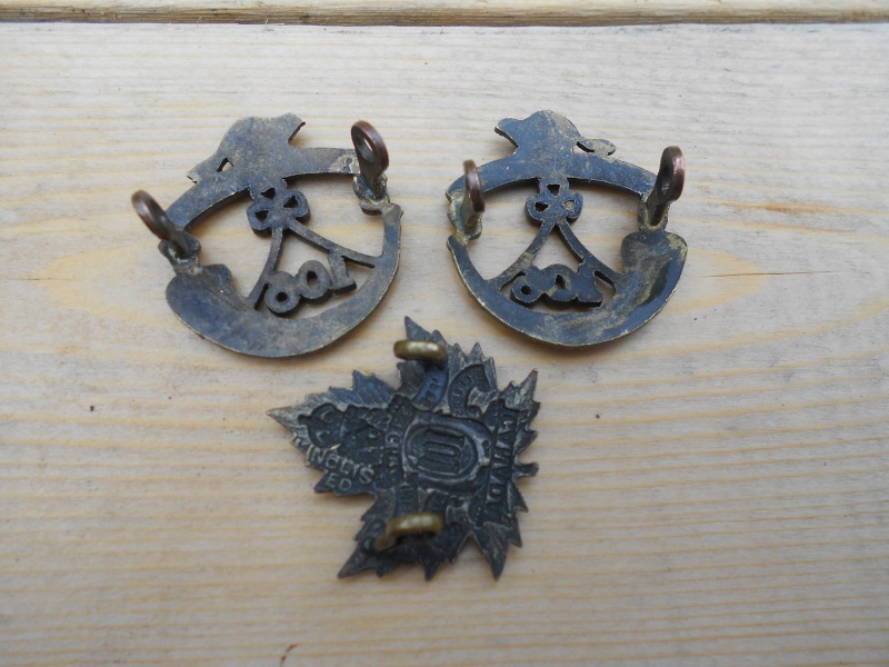 Collar badges 00110