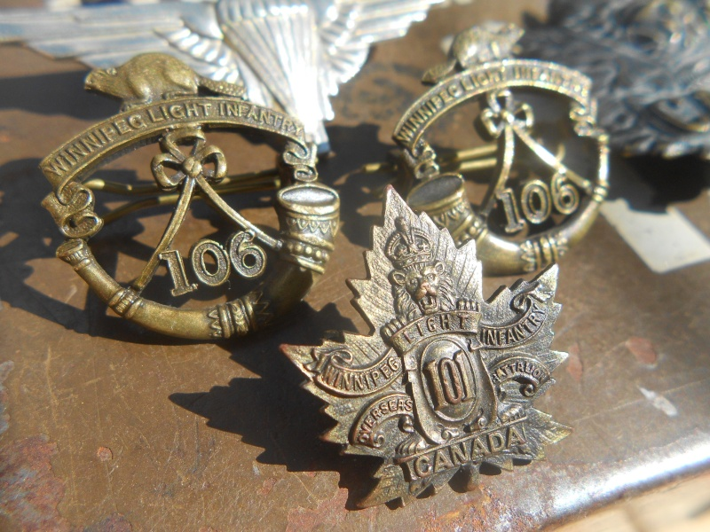 Collar badges 02410