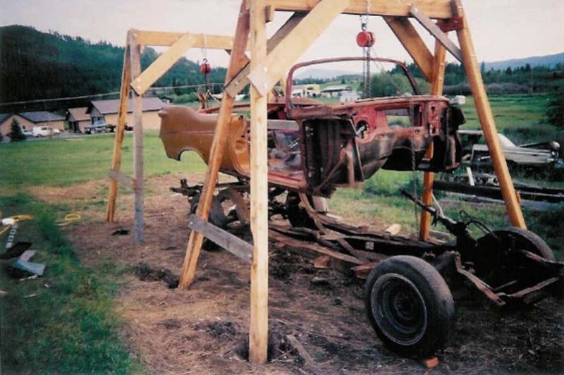 "AMT 1968 Chevy El Camino SS396 ""Soap box"" nouvelles photos  Frame-10"