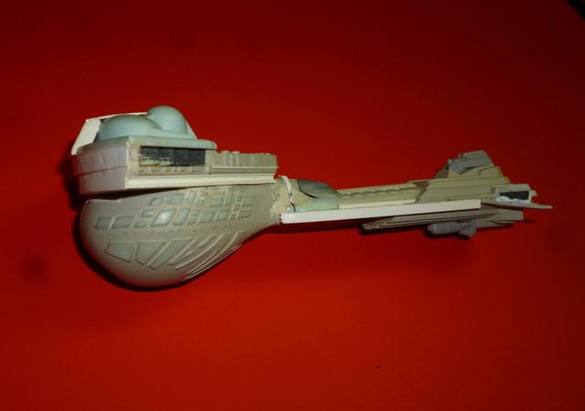 """Klingon """"Tug""""  Klingo10"""