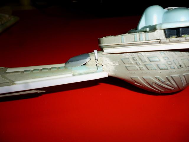 """Klingon """"Tug""""  Klingo15"""