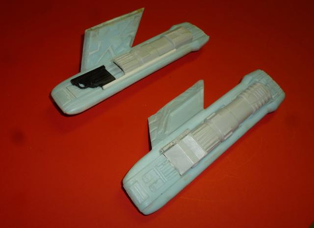 """Klingon """"Tug""""  Klingo16"""