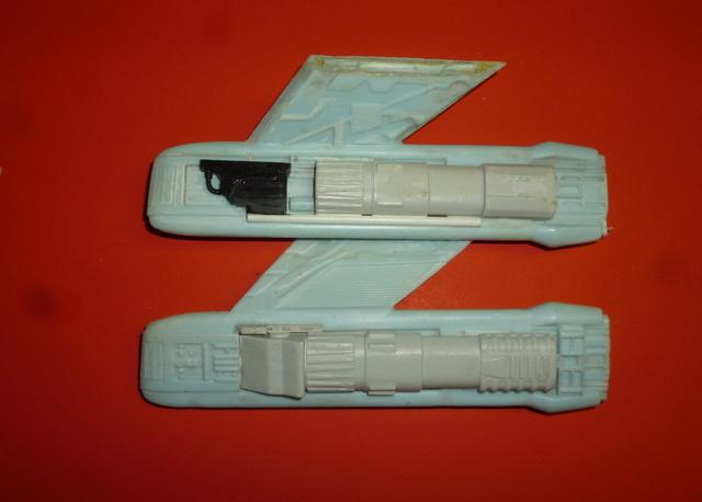"""Klingon """"Tug""""  Klingo17"""