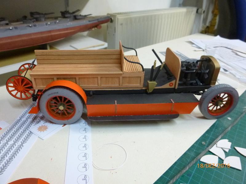 Russo-Balt D24/40 1912  von Orlik in 1:15 gebaut von Millpet fertig - Seite 4 P1060077
