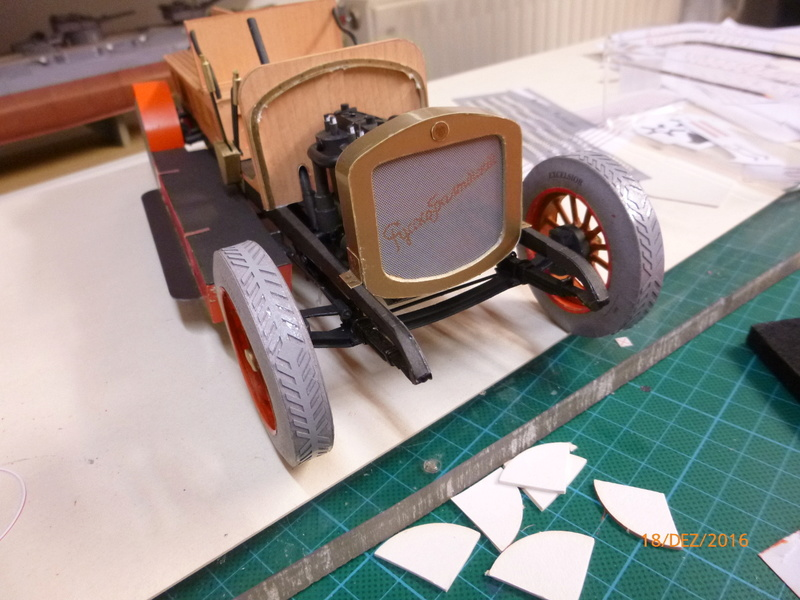 Russo-Balt D24/40 1912  von Orlik in 1:15 gebaut von Millpet fertig - Seite 4 P1060080
