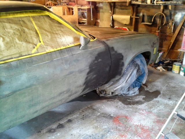73 chevelle project update 20130714