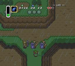 A Link to the Past: Kaizo Edition Kaizol11