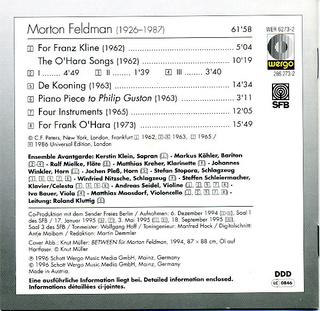 Le cas Morton Feldman... - Page 2 R-114811