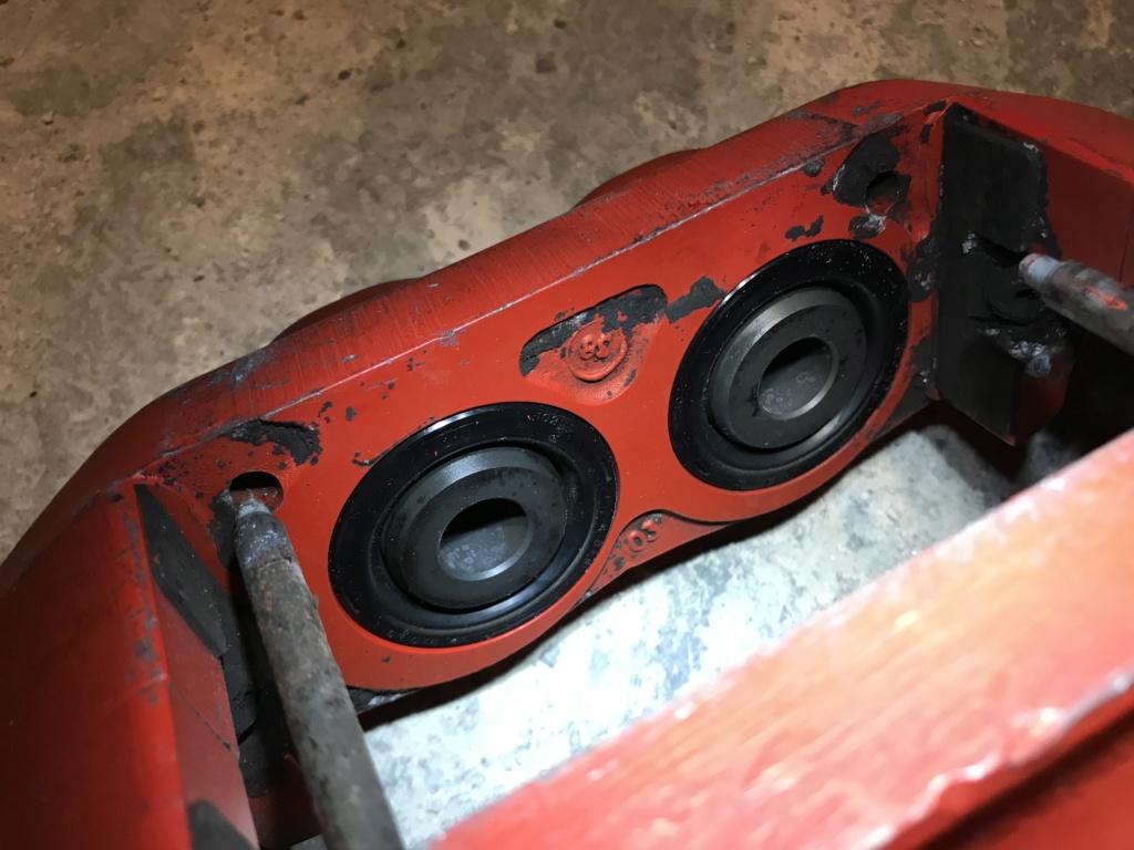 [VDS] Étrier 4 Pistons MG TF Ca840410