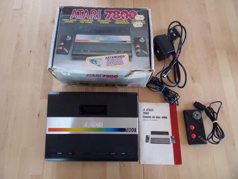 [Estim] Atari 7800 en boite 105_0811