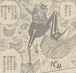 One Piece Manga 846: Spoiler Tmp_9219