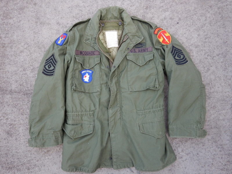 Vietnam era M65 Dscn5328