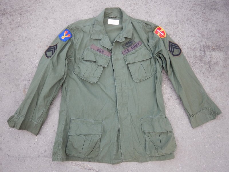 Vietnam era M65 Dscn5329
